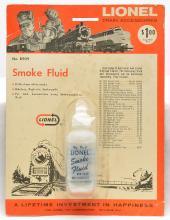 Lionel Postwar B909 Smoke Fluid Factory Sealed in Blister Pack MINT