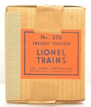 Lionel Postwar 256 Freight Station Factory Sealed in Original Box MINT