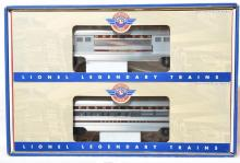 Lionel 39154 Pennsylvania Congressional add on passenger car two pack