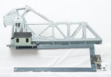 Lionel 313 bascule bridge - Restored and repainted