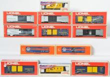 12 B&O Freight Cars, 9381, 9701, 9712, 19294