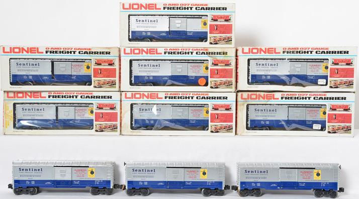 10 Lionel B&O Sentinel Box Car, 9420