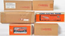 3 Lionel LOTS Western Pacific Boxcar, 19960, and 3 LCCA Pick Up Truck