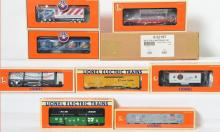 Lionel Artrain GP-9 Diesel and Frieght Cars, 52197, 19425, 52049, 52165, 52255, 52097, 52331