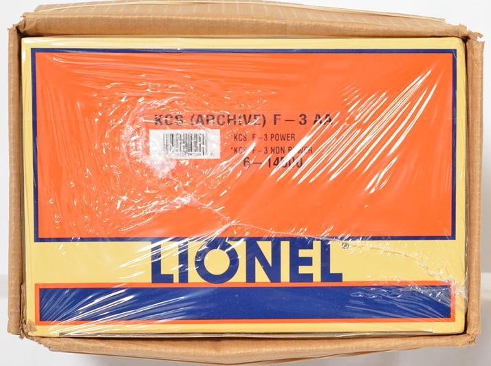 Lionel Kansas City Southern F3 A-A 14500