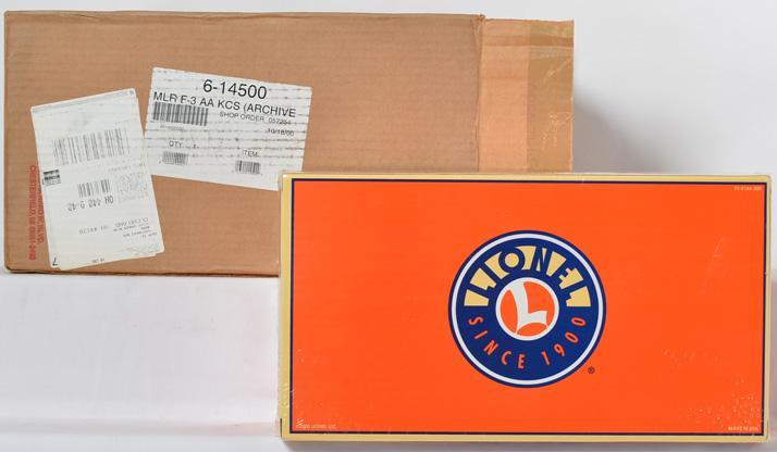 Lionel KCS Archive 14500