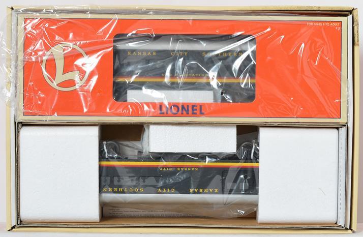 Lionel KCS Aluminum Passenger Car 2 pack, 39160