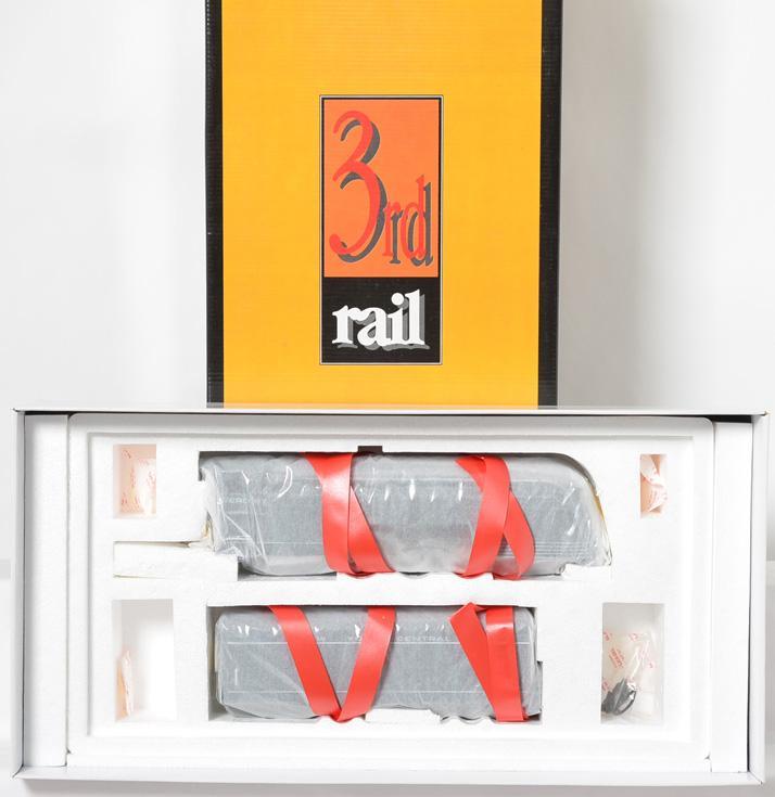 3rd Rail die cast NYC Mercury steam locomotive