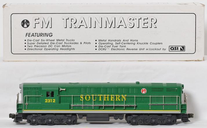 Southern FM Trainmaster, SA-1007