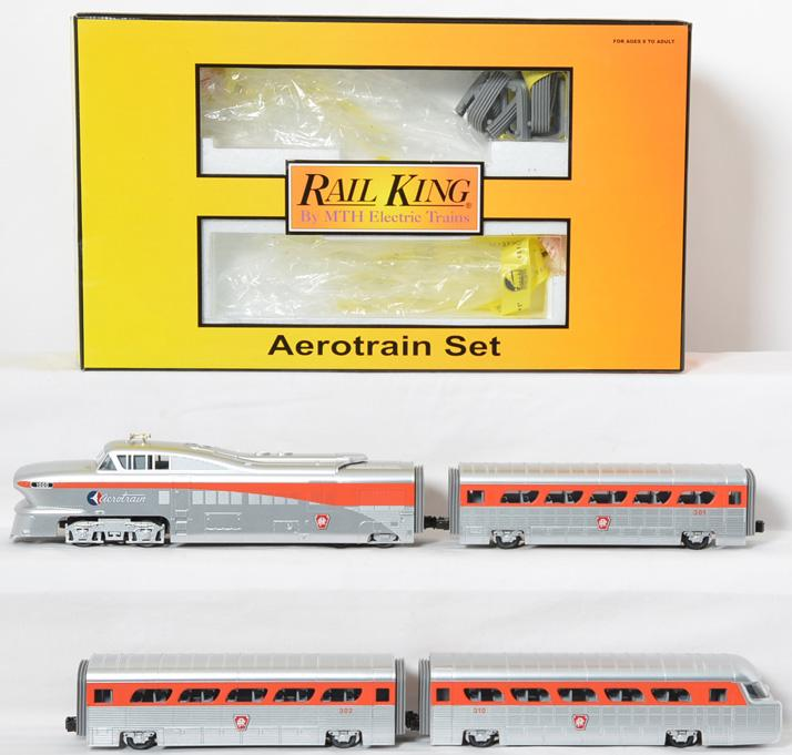 Railking Pennsylvania Aerotrain Set 30-2210-0