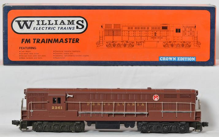 Williams Pennsylvania FM Trainmaster