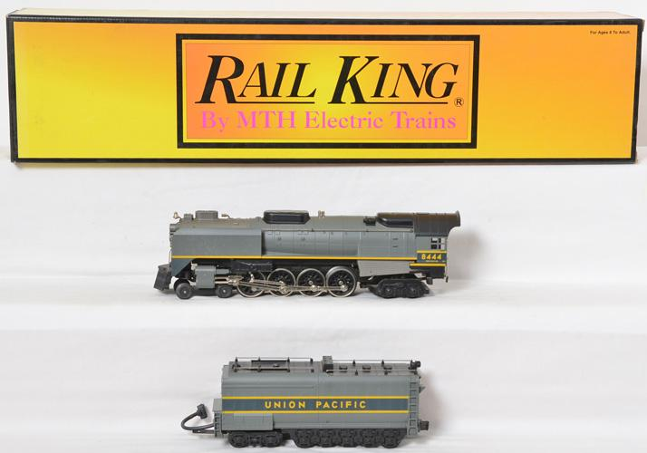 Railking Union Pacific FEF Northern steam locomotive with Proto
