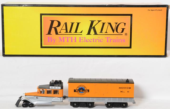Railking Galloping Goose, 30-2203-1