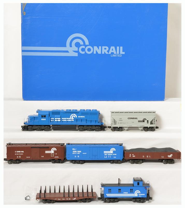 Lionel 11700 Conrail Limited set