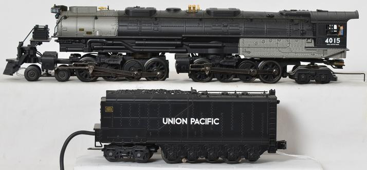 K Line Union Pacific Big Boy with TMCC