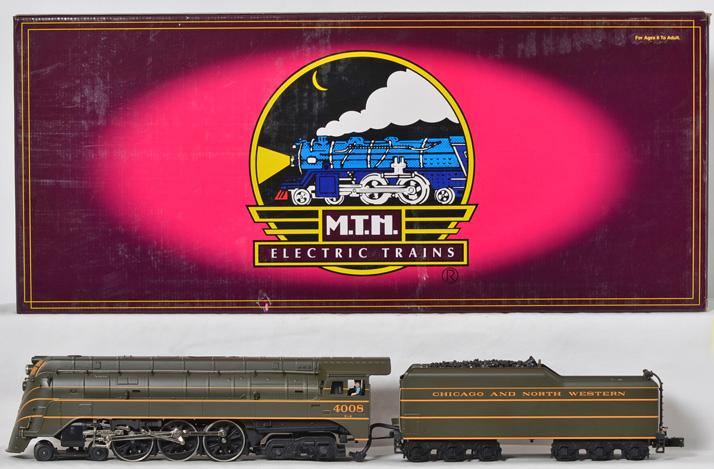 MTH Chicago and Northwestern E-4 with Proto, 20-3034-1