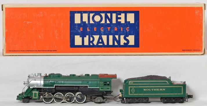 Lionel FARR Series #4 8309 Southern Loco Tender