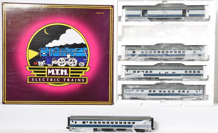MTH 6567 Missouri Pacific 5-Car Passenger Set