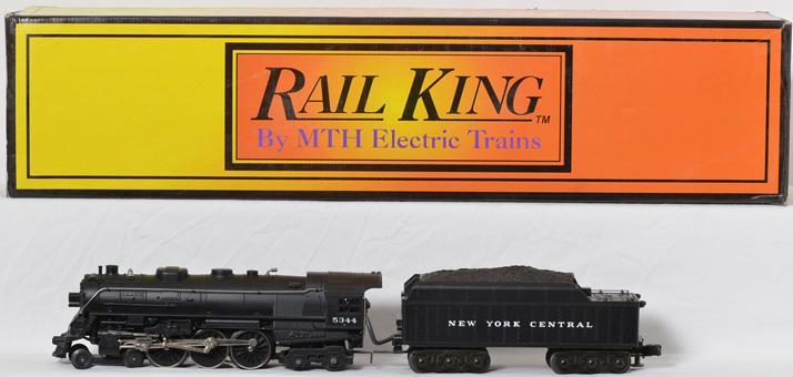 Railking MT-1103 NYC Hudson Die Cast Loco and Tender