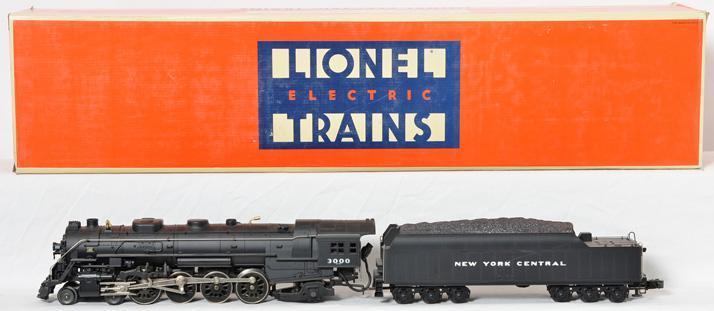 Lionel 18009 NYC Mohawk L3 Loco