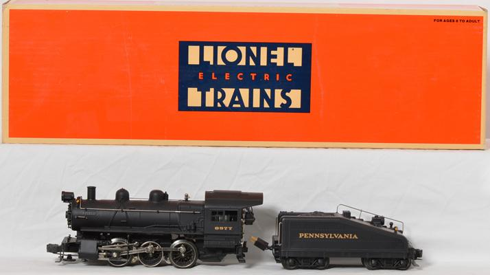 Lionel 18000 Pennsylvania B-6 steam switcher