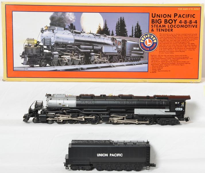 Lionel 28029 Union Pacific Big Boy