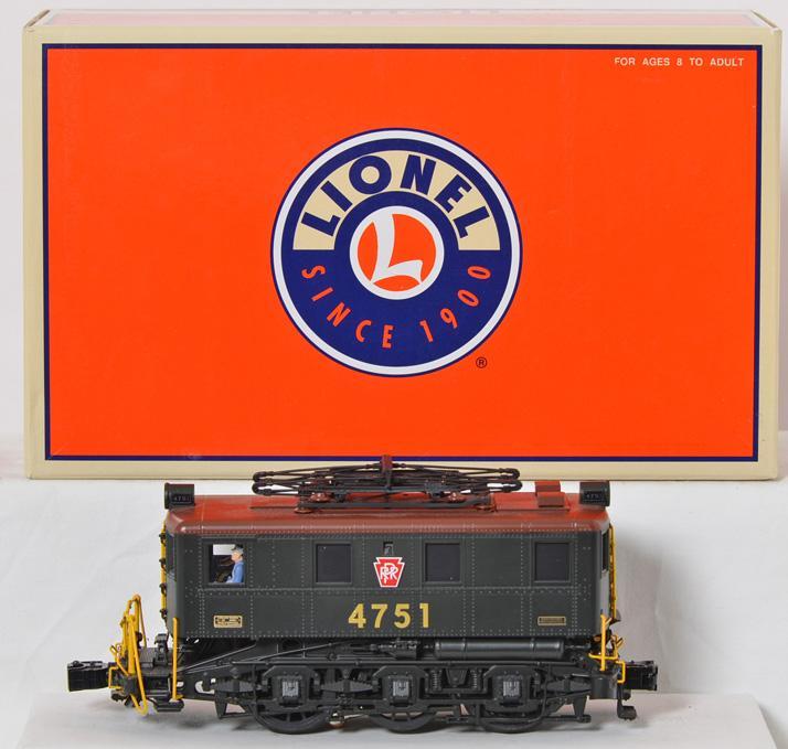 Lionel 18381 Pennsylvania BB1 electric locomotive with TMCC