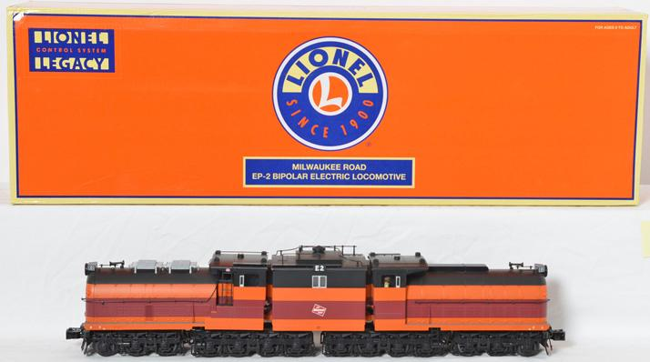 Lionel 18384 Milwaukee Road EP-2 Bi-polar electric locomotive with Legacy