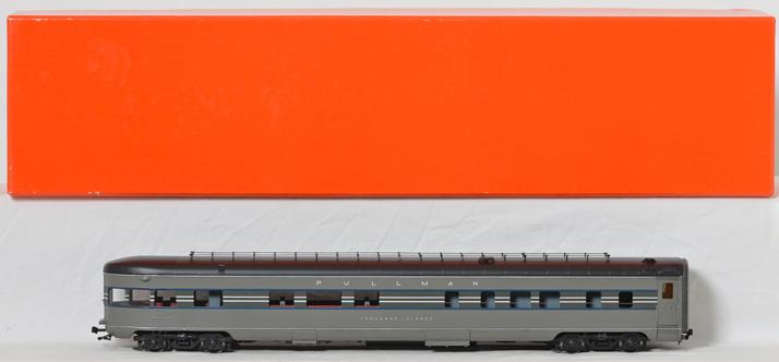 Lionel Smithsonian New York Central 651232 Thousand Islands observation car