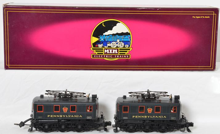 MTH Pennsylvania BB-1 electric loco with Protosound 2