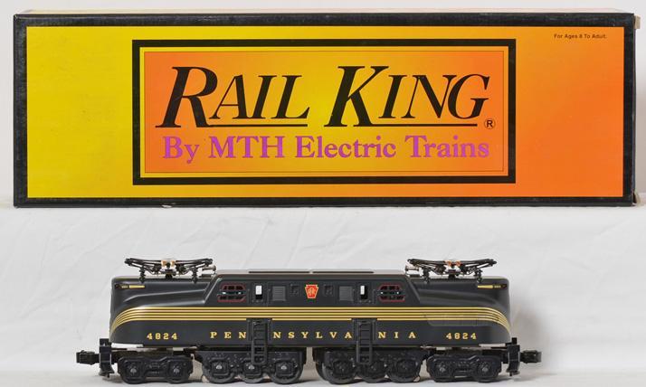 Railking Pennsylvania GG-1 with horn