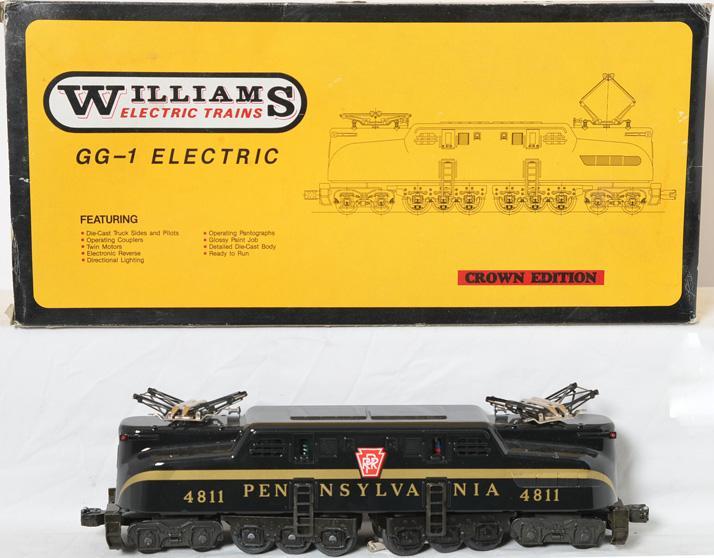 Williams Pennsylvania Green GG-1, 4053