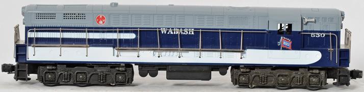 Lionel Wabash FM Trainmaster, 8378