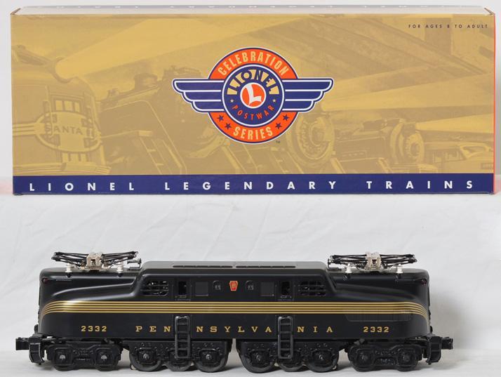 Lionel PWC 18343 Pennsylvania black GG-1