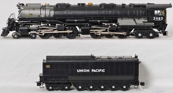 Lionel JLC Union Pacific 28064 Challenger steam loco