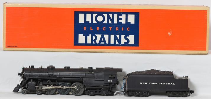 Lionel 8406 NYC Hudson Steam Loco Tender