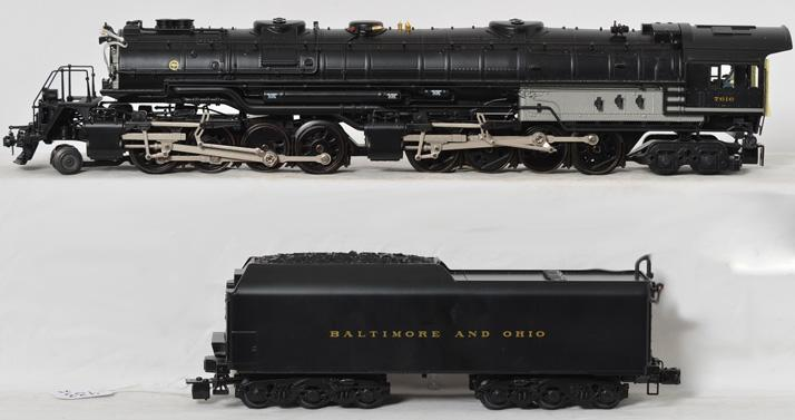 Lionel 28051 Baltimore and Ohio EM-1 2-8-8-4