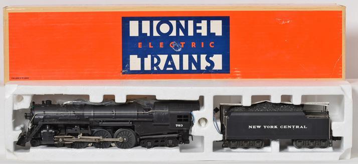 Lionel 8406 NYC Hudson & Die-Cast Tender