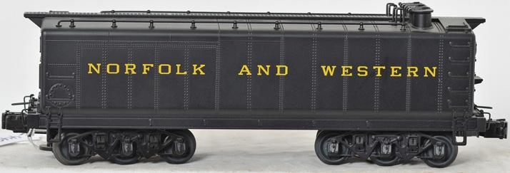 Lionel Norfolk and Western Auxillary Tender, 28088