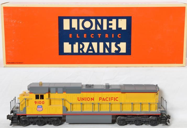 Lionel 18205 Union Pacific Dash-8 40C Diesel Loco