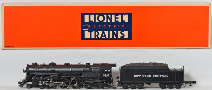 Lionel 18005 NYC 700E Hudson