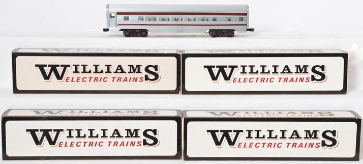 Williams Pennsylvania Aluminum Passenger Set