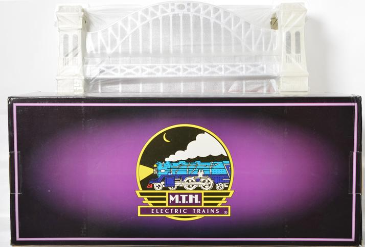 MTH 10-1016 Tinplate Traditions Hellgate Bridge