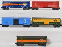 Lionel 6464 boxcars incl -300, -400, -450, -475, -525