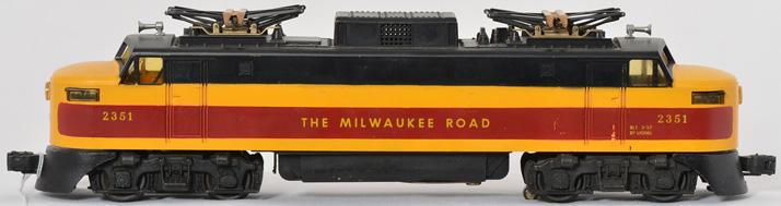Lionel 2351 Milwaukee Road electric