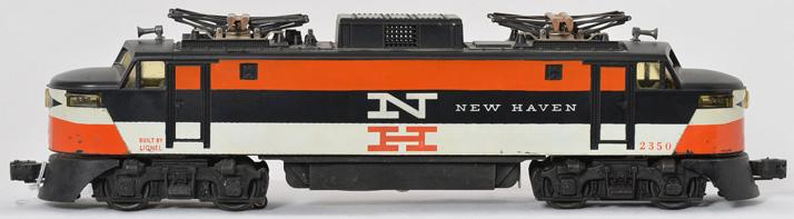 Lionel 2350 New Haven electric