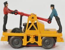 Lionel 65 handcar, no melting!