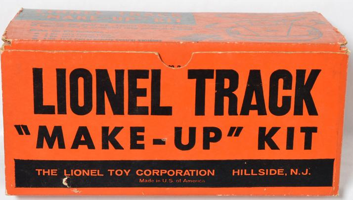 RARE Lionel No. 2002 Lionel Track Make Up Kit in OB