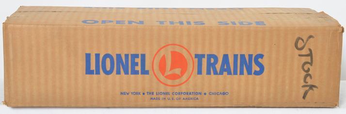 Factory sealed Lionel No. 760 tubular track