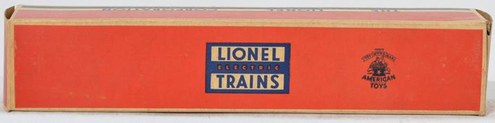 Lionel Postwar O gauge 6264 separate sale lumber car original box